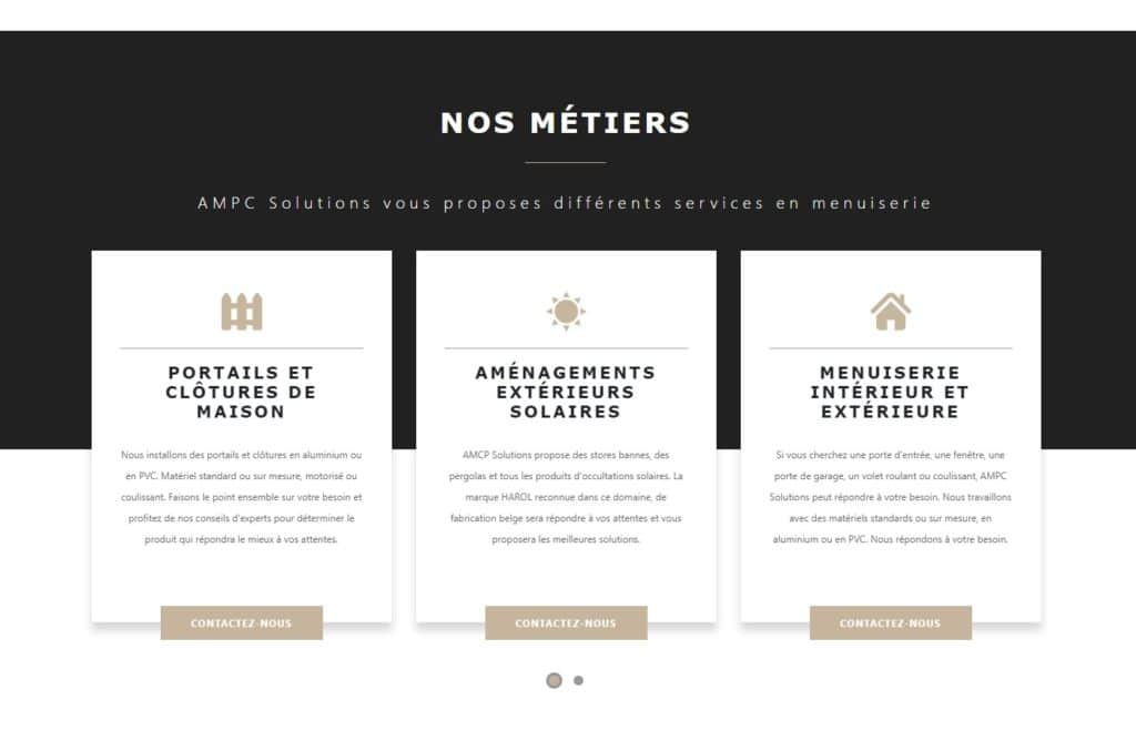 Optimisation de la structure du catalogue pour mettre en avant les designers